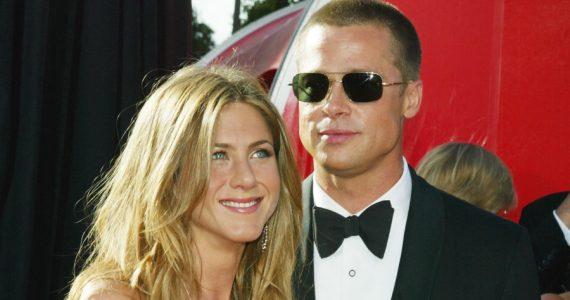 Jennifer Aniston, Brad Pitt. Foto: Getty Images
