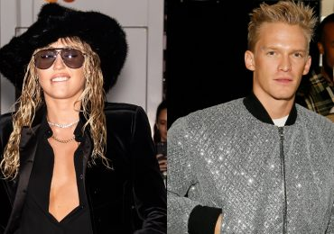 Miley Cyrus / Cody Simpson. Fotos: Getty Images