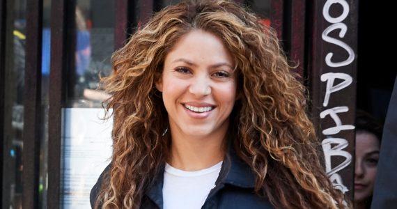 Shakira. Foto: Getty Images