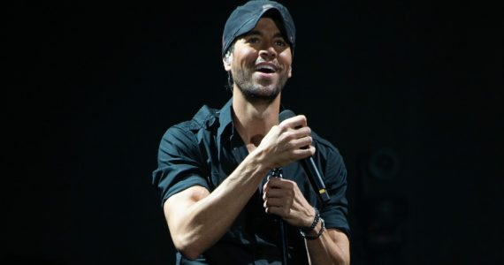 Enrique Iglesias. Foto: Getty Images