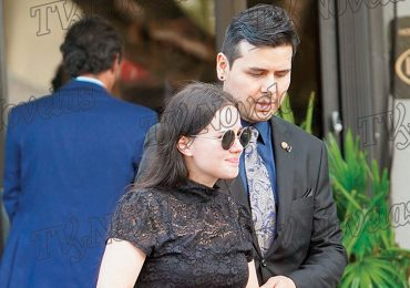Sarita y su esposo Yimmy Ortiz | Foto: Getty Images