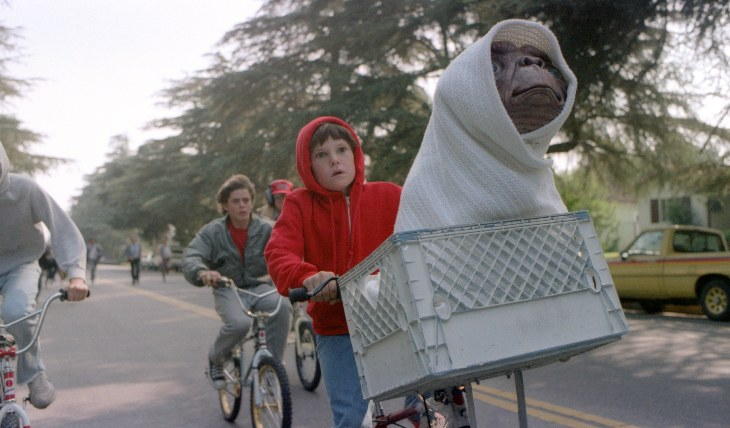 E.T. Foto: Getty Images