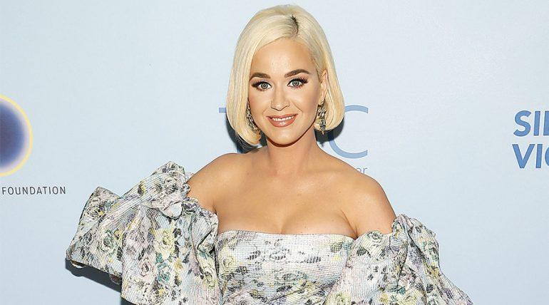 Katy Perry fue demandada por compartir una fotografía de ella misma - Getty
