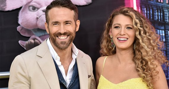 Ryan Reynolds y Blake Lively - Getty
