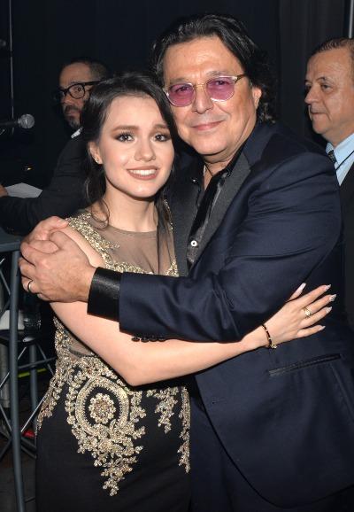 Sarita Sosa y Rudy Pérez. Foto: Getty Images