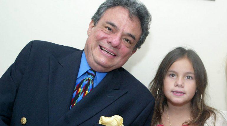 Sarita Sosa y José José. Foto: Getty Images