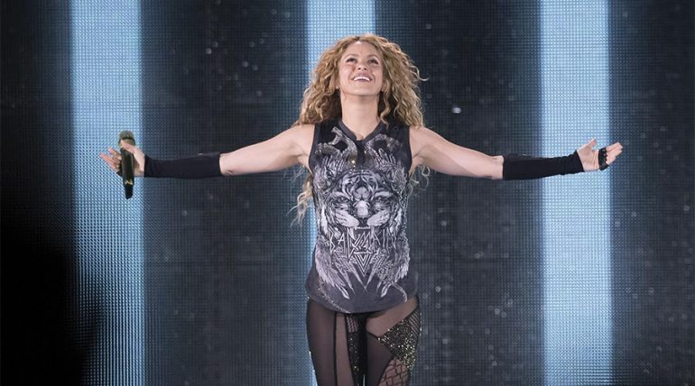 Shakira habla sobre su presentación junto a JLO en el Super Bowl - Getty