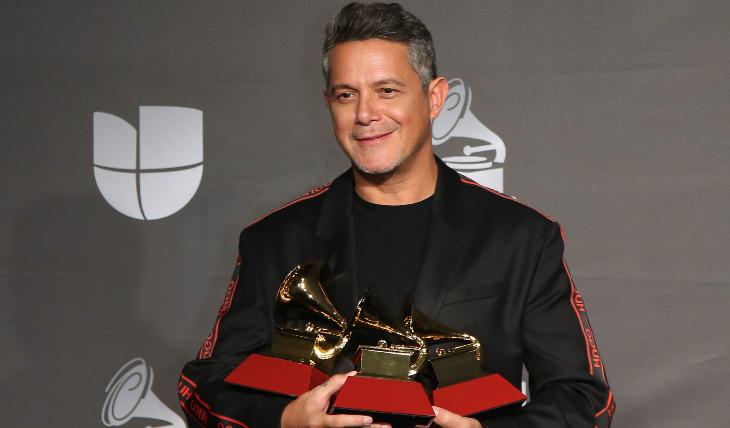 Alejandro Sanz. Foto: Getty Images