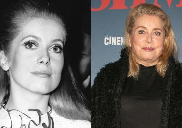Catherine Deneuve. Fotos: Getty Images