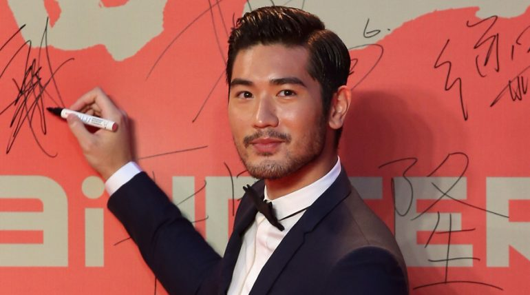 Godfrey Gao. Foto: Getty Images