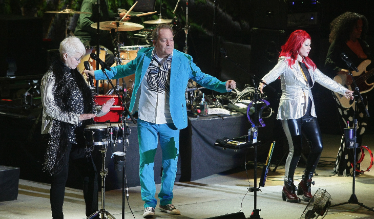 The B-52s. Foto: Getty Images