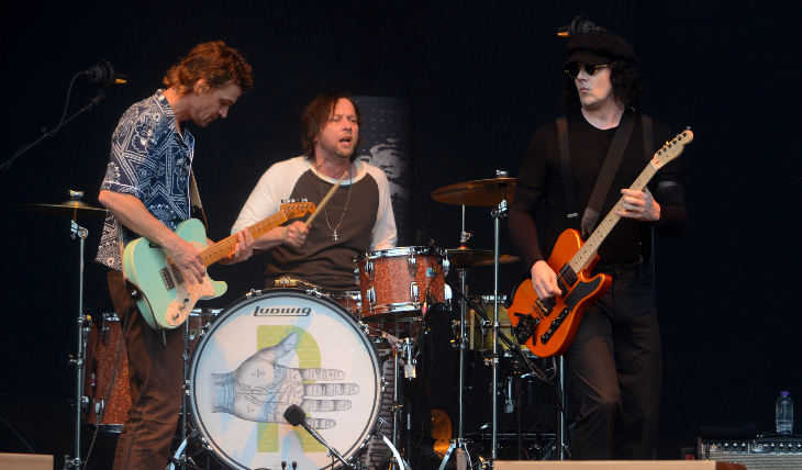 The Raconteurs. Foto: Getty Images