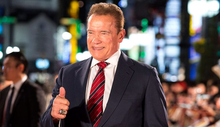 Arnold Schwarzenegger | Foto: Getty Images