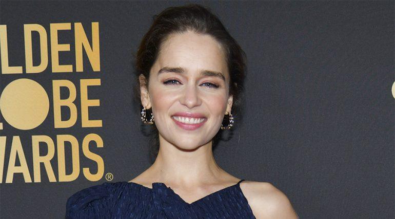 Emilia Clarke confiesa que fue presionada para hacer desnudos en Game of Thrones - Getty