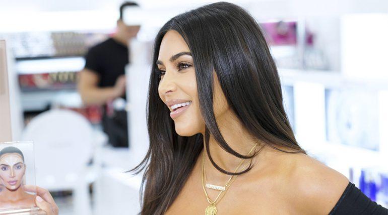 Kim Kardashian revela que subió ocho kilos en un año - Getty