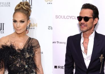 JLo / Marc Anthony. Fotos: Getty Images