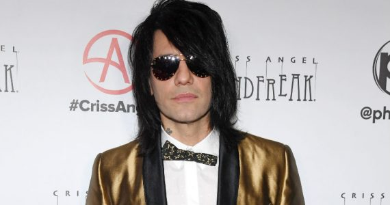 Criss Angel. Foto: Getty Images