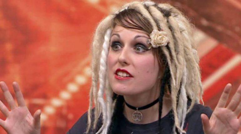 Ariel Burdett, participante de X Factor. Foto: X Factor