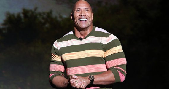 The Rock | Foto: Getty Images