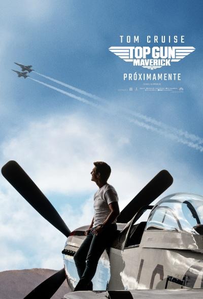 Top Gun: Maverick. Foto: Cortesía
